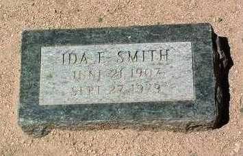 SMITH, IDA E. - Yavapai County, Arizona | IDA E. SMITH - Arizona Gravestone Photos
