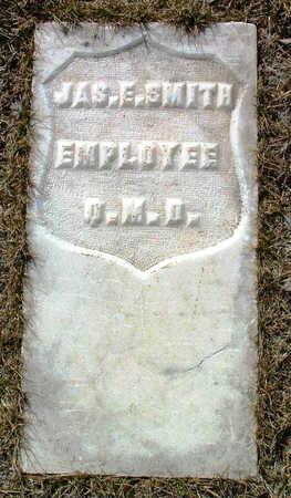 SMITH, JAMES E. - Yavapai County, Arizona | JAMES E. SMITH - Arizona Gravestone Photos