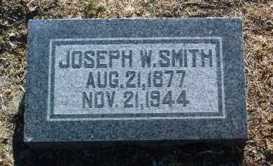 SMITH, JOSEPH W. - Yavapai County, Arizona | JOSEPH W. SMITH - Arizona Gravestone Photos