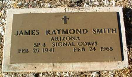 SMITH, JAMES RAYMOND - Yavapai County, Arizona | JAMES RAYMOND SMITH - Arizona Gravestone Photos