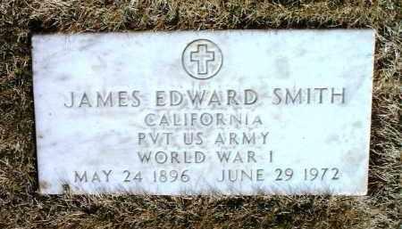 SMITH, JAMES EDWARD - Yavapai County, Arizona | JAMES EDWARD SMITH - Arizona Gravestone Photos