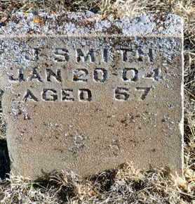 SMITH, J. - Yavapai County, Arizona | J. SMITH - Arizona Gravestone Photos