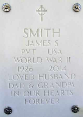 SMITH, JAMES S. - Yavapai County, Arizona | JAMES S. SMITH - Arizona Gravestone Photos