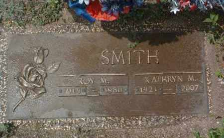 SMITH, KATHRYN M. - Yavapai County, Arizona | KATHRYN M. SMITH - Arizona Gravestone Photos