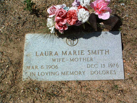 SMITH, LAURA MARIE - Yavapai County, Arizona | LAURA MARIE SMITH - Arizona Gravestone Photos