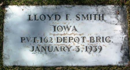 SMITH, LLOYD F. - Yavapai County, Arizona   LLOYD F. SMITH - Arizona Gravestone Photos