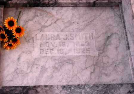 SMITH, LAURA J. - Yavapai County, Arizona | LAURA J. SMITH - Arizona Gravestone Photos