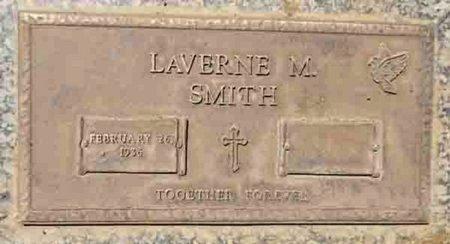 SMITH, LAVERNE M. - Yavapai County, Arizona   LAVERNE M. SMITH - Arizona Gravestone Photos