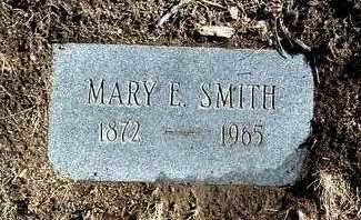 SMITH, MARY ELLEN - Yavapai County, Arizona   MARY ELLEN SMITH - Arizona Gravestone Photos