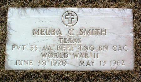SMITH, MELBA C. - Yavapai County, Arizona   MELBA C. SMITH - Arizona Gravestone Photos