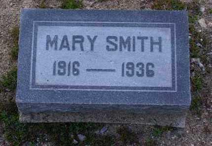SMITH, MARY - Yavapai County, Arizona | MARY SMITH - Arizona Gravestone Photos