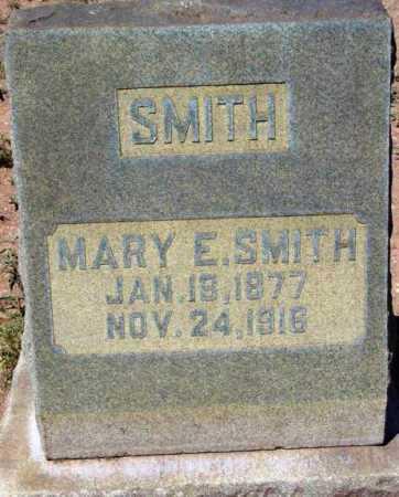 SMITH, MARY E. - Yavapai County, Arizona | MARY E. SMITH - Arizona Gravestone Photos