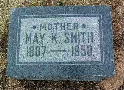 SMITH, MAY K - Yavapai County, Arizona   MAY K SMITH - Arizona Gravestone Photos