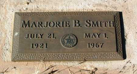 SMITH, MARJORIE B. - Yavapai County, Arizona | MARJORIE B. SMITH - Arizona Gravestone Photos