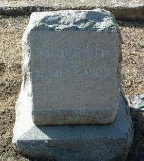 SMITH, MRS. JAMES - Yavapai County, Arizona   MRS. JAMES SMITH - Arizona Gravestone Photos