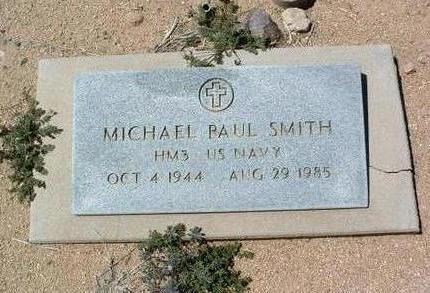 SMITH, MICHAEL PAUL - Yavapai County, Arizona | MICHAEL PAUL SMITH - Arizona Gravestone Photos