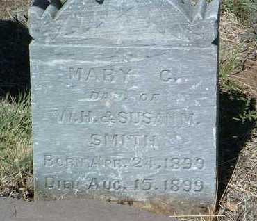 SMITH, MARY CATHERINE - Yavapai County, Arizona | MARY CATHERINE SMITH - Arizona Gravestone Photos