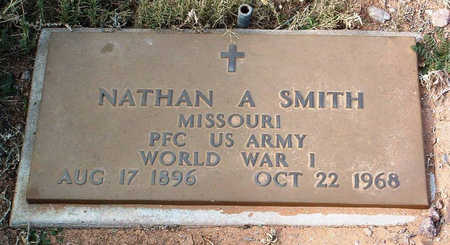 SMITH, NATHAN A. - Yavapai County, Arizona | NATHAN A. SMITH - Arizona Gravestone Photos