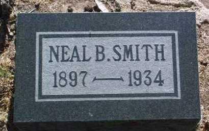 SMITH, NEAL BROOKS - Yavapai County, Arizona   NEAL BROOKS SMITH - Arizona Gravestone Photos