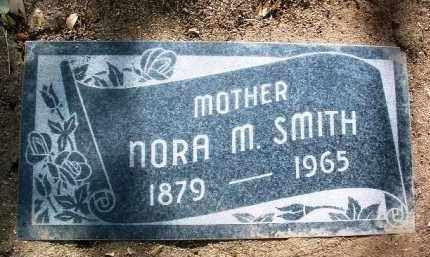 SMITH, NORA M. - Yavapai County, Arizona | NORA M. SMITH - Arizona Gravestone Photos