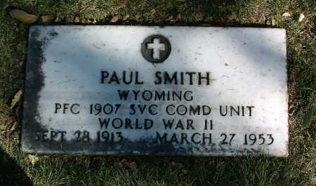 SMITH, PAUL - Yavapai County, Arizona   PAUL SMITH - Arizona Gravestone Photos
