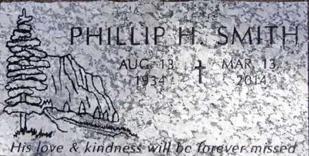 SMITH, PHILLIP HOMER - Yavapai County, Arizona | PHILLIP HOMER SMITH - Arizona Gravestone Photos