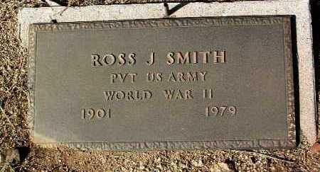 SMITH, ROSS J. - Yavapai County, Arizona | ROSS J. SMITH - Arizona Gravestone Photos