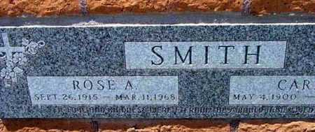 SMITH, ROSE A. - Yavapai County, Arizona | ROSE A. SMITH - Arizona Gravestone Photos