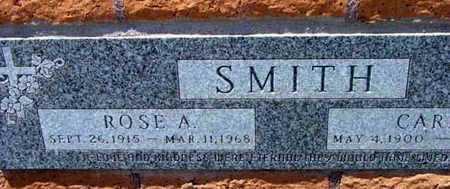 SMITH, ROSE A. - Yavapai County, Arizona | ROSE A. SMITH - Arizona Gravestone Photos