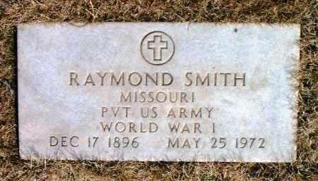 SMITH, RAYMOND - Yavapai County, Arizona | RAYMOND SMITH - Arizona Gravestone Photos