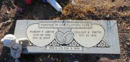 SMITH, ROBERT F. - Yavapai County, Arizona | ROBERT F. SMITH - Arizona Gravestone Photos