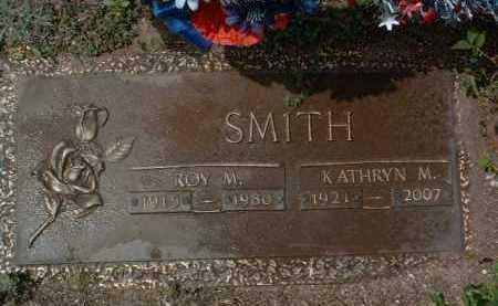 SMITH, ROY M. - Yavapai County, Arizona   ROY M. SMITH - Arizona Gravestone Photos