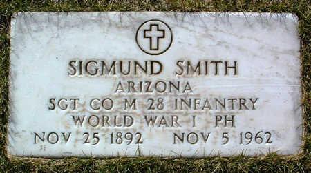 SMITH, SIGMUND - Yavapai County, Arizona | SIGMUND SMITH - Arizona Gravestone Photos