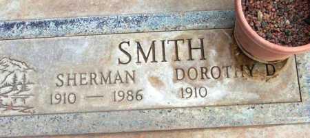 SMITH, DOROTHY D. - Yavapai County, Arizona | DOROTHY D. SMITH - Arizona Gravestone Photos