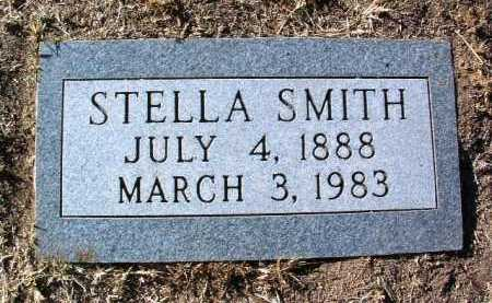 SMITH, STELLA - Yavapai County, Arizona | STELLA SMITH - Arizona Gravestone Photos