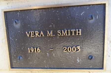 SMITH, VERA M - Yavapai County, Arizona | VERA M SMITH - Arizona Gravestone Photos