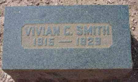 SMITH, VIVIAN C. - Yavapai County, Arizona | VIVIAN C. SMITH - Arizona Gravestone Photos
