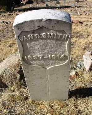 SMITH, VAN C. - Yavapai County, Arizona | VAN C. SMITH - Arizona Gravestone Photos
