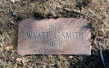 SMITH, WYATT ADKINS - Yavapai County, Arizona | WYATT ADKINS SMITH - Arizona Gravestone Photos