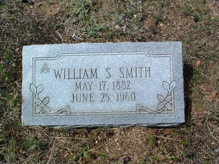 SMITH, WILLIAM SHEPARD - Yavapai County, Arizona | WILLIAM SHEPARD SMITH - Arizona Gravestone Photos