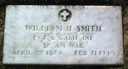 SMITH, WILLIAM HENRY - Yavapai County, Arizona | WILLIAM HENRY SMITH - Arizona Gravestone Photos