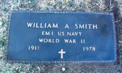 SMITH, WILLIAM ALEXANDER - Yavapai County, Arizona | WILLIAM ALEXANDER SMITH - Arizona Gravestone Photos