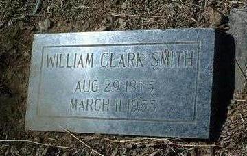 SMITH, WILLIAM CLARK - Yavapai County, Arizona | WILLIAM CLARK SMITH - Arizona Gravestone Photos