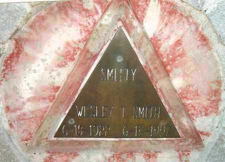 SMITH, WESLEY TODD (SMITY) - Yavapai County, Arizona | WESLEY TODD (SMITY) SMITH - Arizona Gravestone Photos