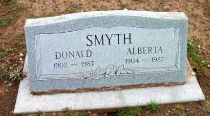 SMYTH, ALBERTA - Yavapai County, Arizona | ALBERTA SMYTH - Arizona Gravestone Photos