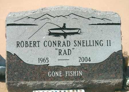 SNELLING, ROBERT CONRAD (RAD) - II - Yavapai County, Arizona | ROBERT CONRAD (RAD) - II SNELLING - Arizona Gravestone Photos