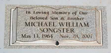 SONGSTER, MICHAEL WILLIAM - Yavapai County, Arizona | MICHAEL WILLIAM SONGSTER - Arizona Gravestone Photos