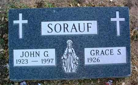SORAUF, GRACE S. - Yavapai County, Arizona | GRACE S. SORAUF - Arizona Gravestone Photos