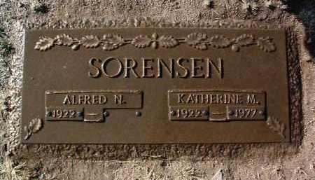 KLESPE SORENSEN, KATHERINE M. - Yavapai County, Arizona | KATHERINE M. KLESPE SORENSEN - Arizona Gravestone Photos