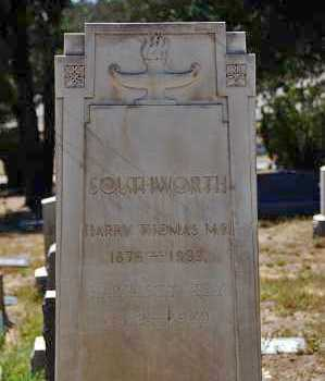 SOUTHWORTH, HARRIETT FAY - Yavapai County, Arizona | HARRIETT FAY SOUTHWORTH - Arizona Gravestone Photos